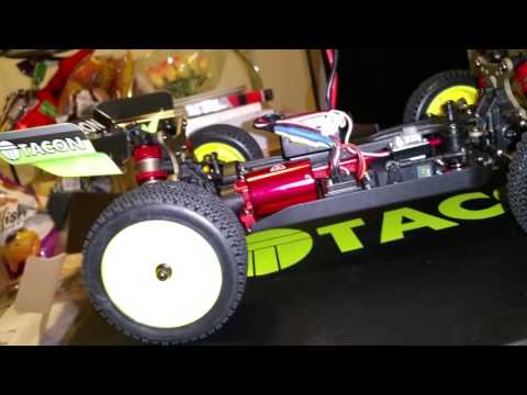 Unboxing the 1/14 Tacon Soar 4WD Brushless RC Buggy