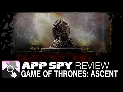 Game of Thrones Ascent | iOS iPhone / iPad Gameplay Review - AppSpy.com