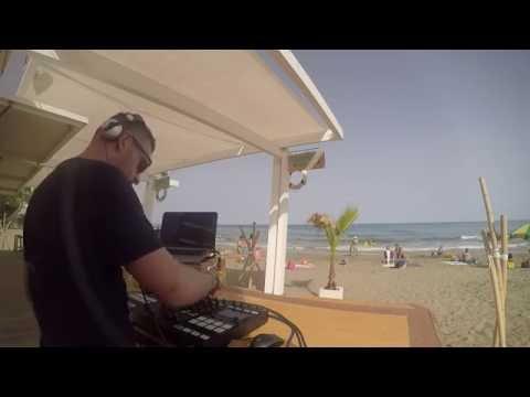 Soulful House, Nu-Disco & Deep-House music mix by Jose Ródenas DJ | Senses Beach Club (16-07-08)