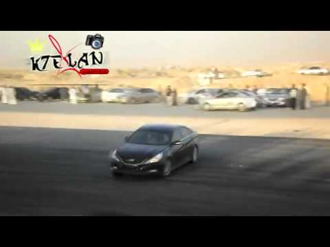 حادث تفحيط سوناتا 2012 car accident