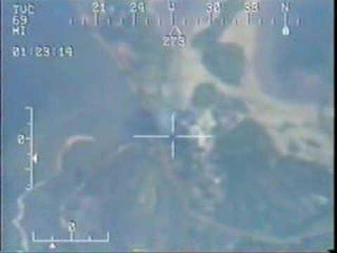 Sri Lanka Air Force destroy major Tamil Tiger Terrorist Camp