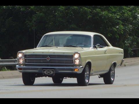 1966 Ford Fairlane 500XL 390 American Classic Car