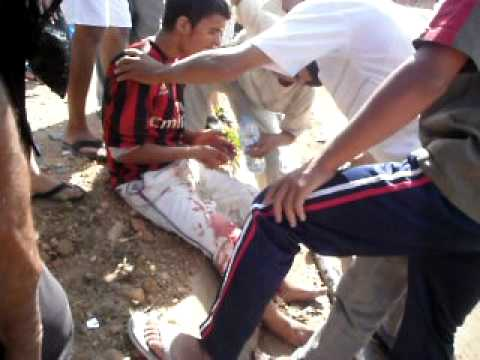accident de voiture en Algerie( Mostaganem) Music Videos