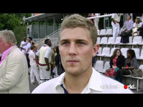 Hamilton-Brown Happy With Surrey's Position