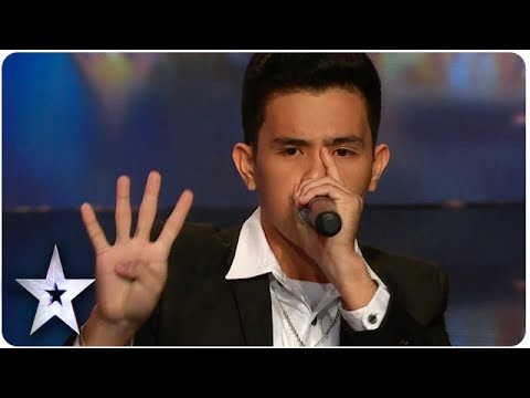 Human Beatbox Neil wows everyone | Asia's Got Talent Episode 4