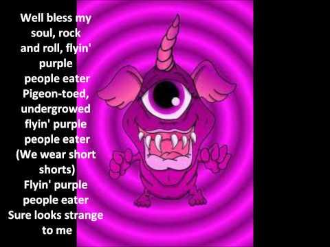 Rock & Roll - Purple People Eater