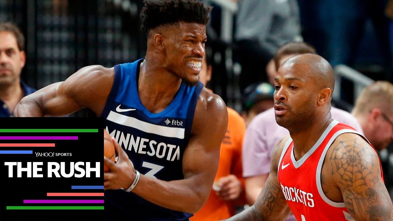 Jimmy Butler's Tantrum Explained | The Rush