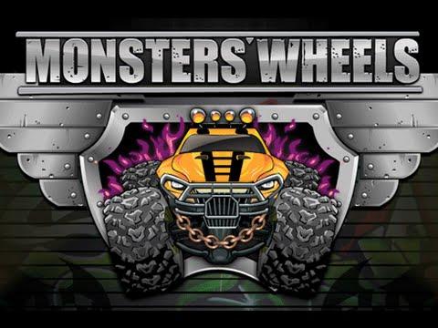 Monsters Wheels Full Gameplay Walkthrough
