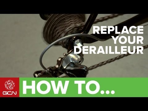 how to change your rear derailleur replacing your bike s rear mech