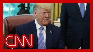 Trump's claim on Fox News flummoxes CNN fact checker