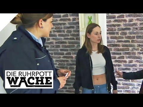 Ist diese Schülerin schwanger von ihrem Lehrer? | Katja Wolf | Die Ruhrpottwache | SAT.1 TV