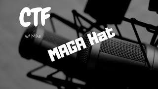 CTF - MAGA Hat