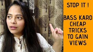 #BeNatural #MrandMrsPrincevlog  |  Small New Youtubers..... 👿👿 #StopNegativity