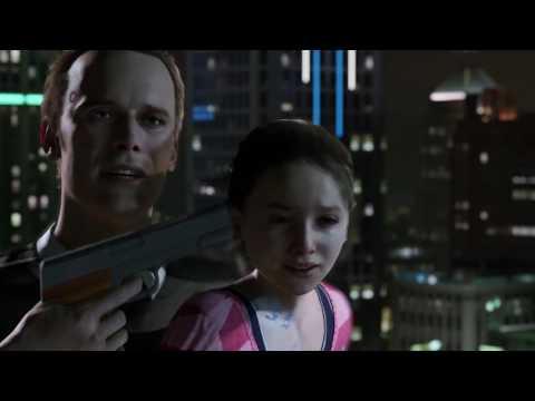Detroit: Become Human — трейлер с E3 2016 на русском языке