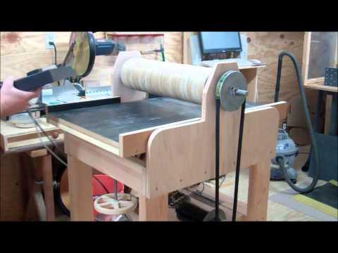 Building a Drum Sander Part 2