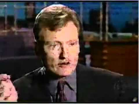 Conan O'Brien talks about Johnny Carson and David Letterman