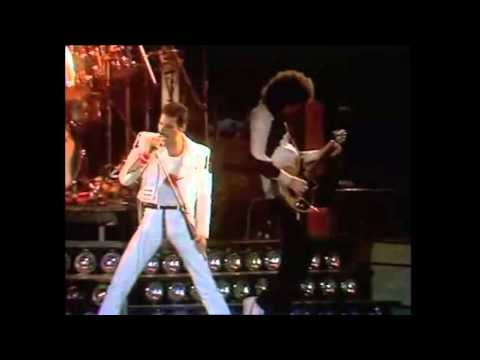 Queen - The hero  live
