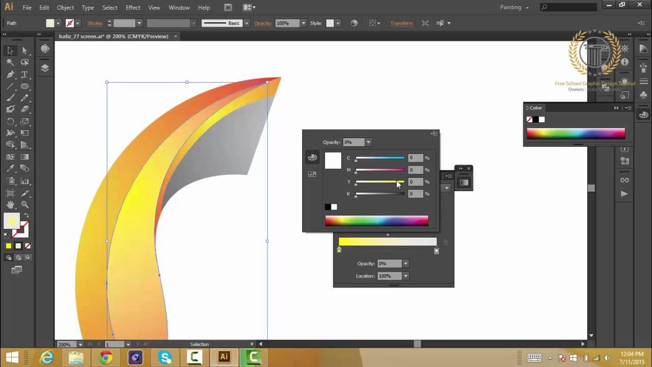 Adobe Illustrator Tutorials Illustrator   WebsiteTipscom