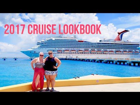 2017 Plus Size LookBook: Cruise Edition