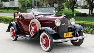 1932 Ford Model 18 Deluxe Roadster For Sale