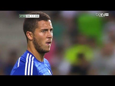 Eden Hazard vs Ferencvaros (Away) 14-15 HD 720p By EdenHazard10i