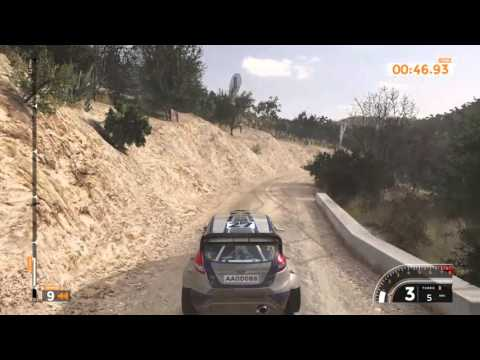 Sébastien Loeb Rally EVO Mexico - Demo