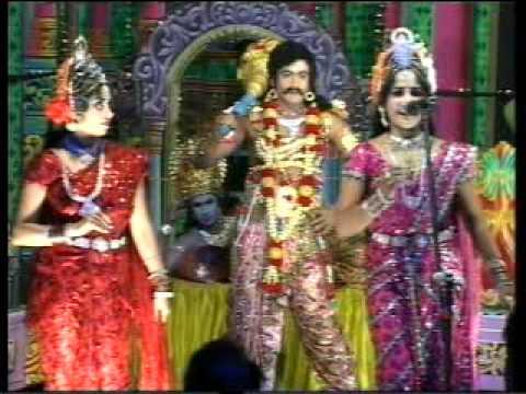 Kannada Drama Rangegowda As Duryodhana. video