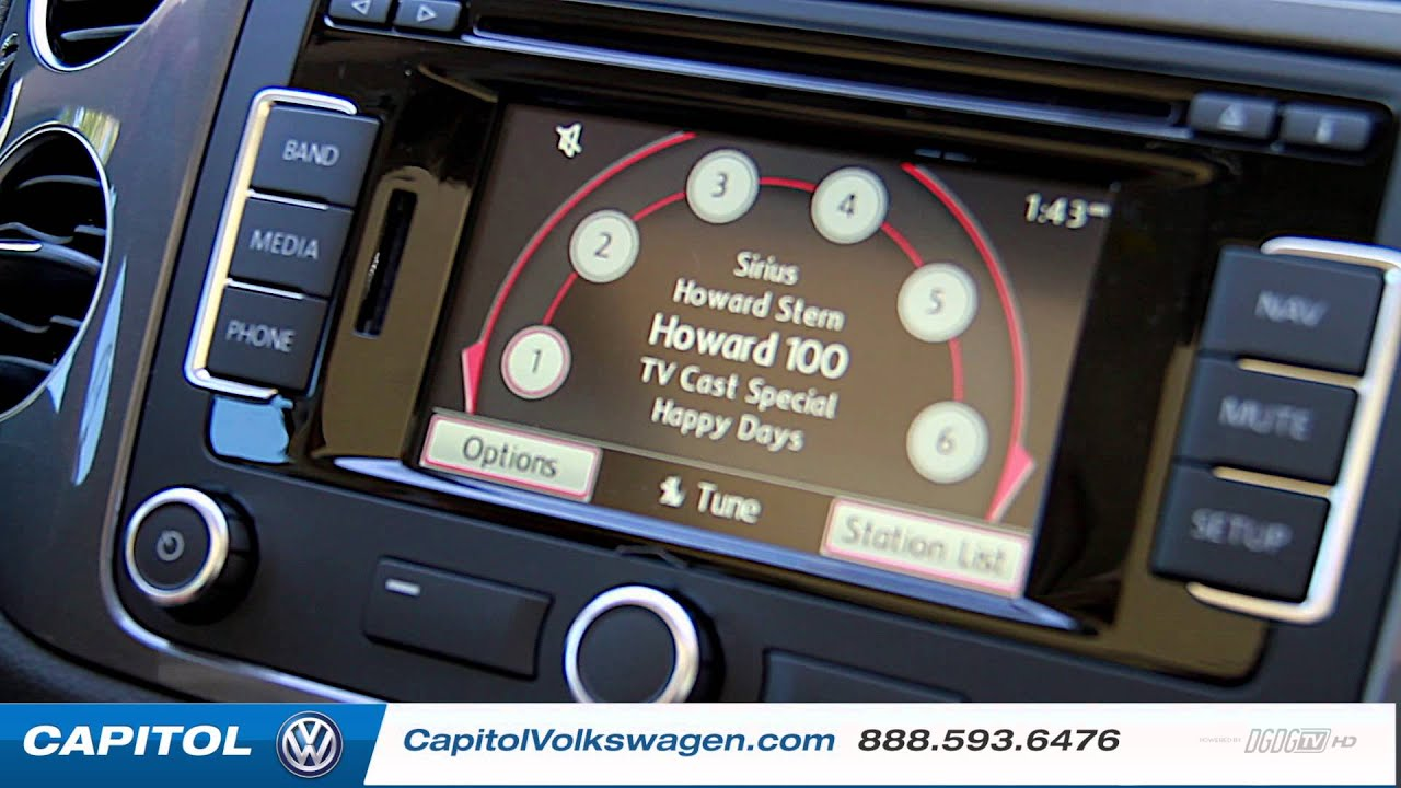 How To Use Navigation And Bluetooth Features In A 2013
