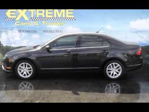 Used 2012 Ford Fusion SEL Sedan for sale in Hemet,CA -  Preowned Cars for Sale