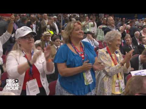 Watch Alaska Senator Dan Sullivan at the Republican National Convention