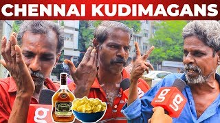 Oru Quarter Sollen - Chennai Kudimagans   Makkalin Mic 36