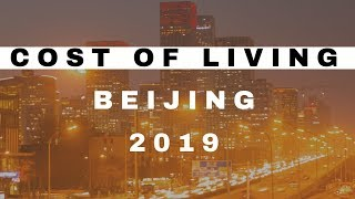 Cost of living in Beijing (China)