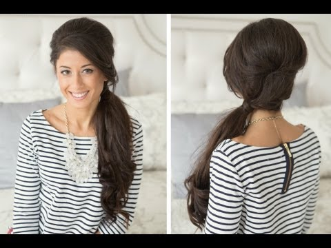 Most Popular Hairstyle Video Tutorials Ever - Girl hairstyle video
