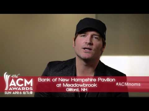 2014 ACM Awards Venue of the Year Nominees Presented Jerrod Niemann
