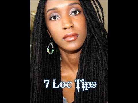 7 Tips for Dreadlock Care!🌴 Maintaining your OWN locs