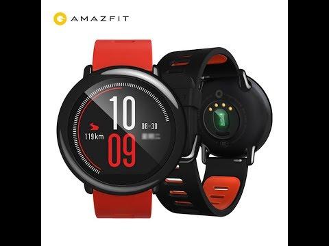 Xiaomi AmazFit Pace - Still Best Fitness Smartwatch in 2018?