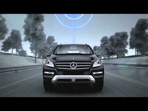 mbrace2 Navigation Systems -- Mercedes-Benz