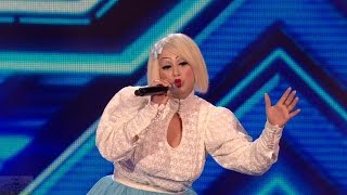The X Factor UK 2016 6 Chair Challenge Sada Vidoo Full Clip S13E10