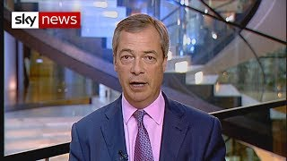 Nigel Farage: I Can Spend My EU Allowances As I See Fit