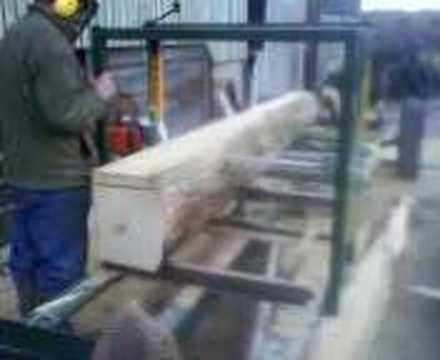timbery sawmill