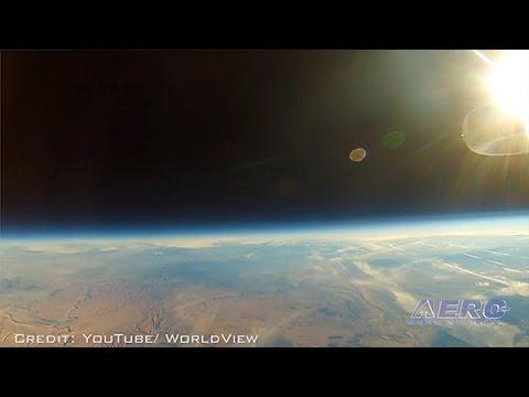 Airborne 10.29.15: LRS Bomber, World View Test, Redbird Update