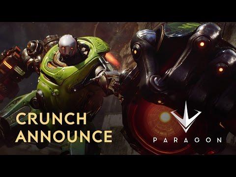 Paragon - Crunch Announce (Available November 15)