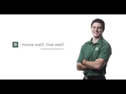 Chiropractor Thunder Bay - Brown Chiropractic & Rehab