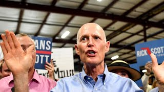 Recount possible in Florida governor and Senate races