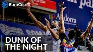 Dunk of the Night: Jalen Reynolds, Zenit St Petersburg