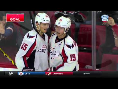 Capitals @ Hurricanes Highlights 12/31/16