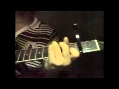 Mere Bina (Tujhko Jo Paya)-Crook (guitar cover)