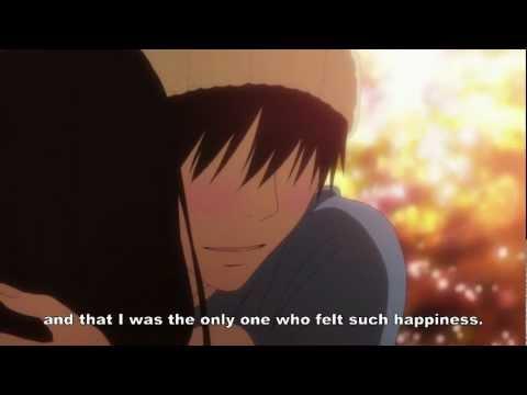 Kazehaya Sawako Sweet Moment [Kimi Ni Todoke Season 2 Finale]