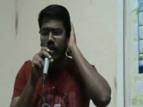 Sundeep Lenin-karoke Live- Use Headphone-chandanathil Kadanjeduthoru...p.jayachandran video