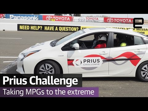 2017 Prius Challenge The Ultimate Mpg Contest